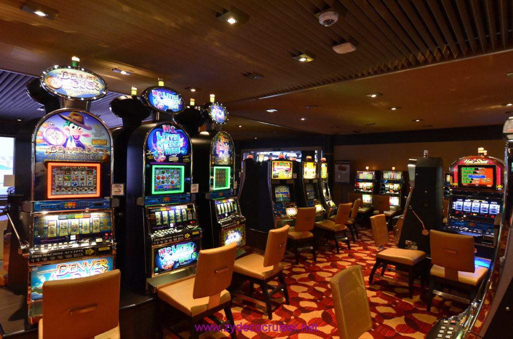 carnival cruise casino win loss statement
